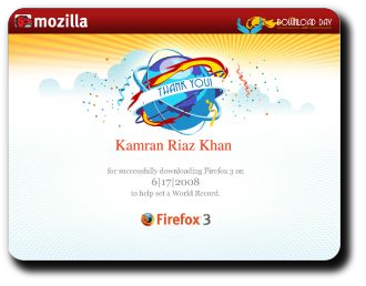 Firefox Download Day!