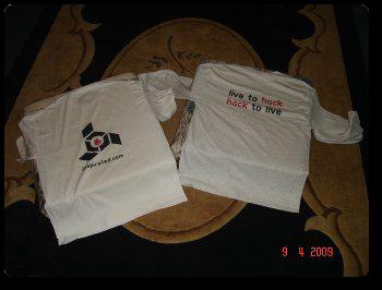 Inspirated Shirts Shot II