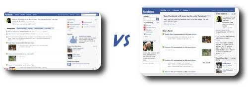 Facebook Design War