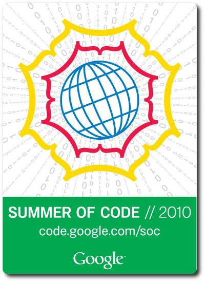 GSoC 2010 Logo