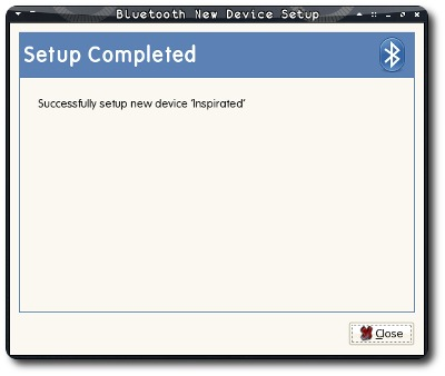 PyS60 Bluetooth HOWTO, PC screenshot #4