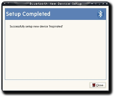 PyS60 Bluetooth HOWTO, PC screenshot #4